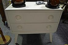 Retro 2 Drawer Chest