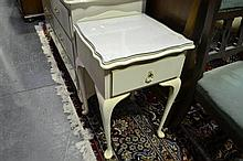 Queen Anne Style Bedside