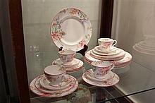 Royal Albert 'Ophelia' Dinner & Tea Wares