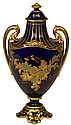 Royal Crown Derby Lidded Vase