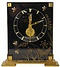 Jaeger-LeCoultre Rare Marina Table Clock