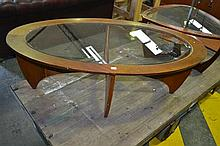 Oval G Plan Coffee Table