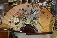 Chinese Hand Painted Fan