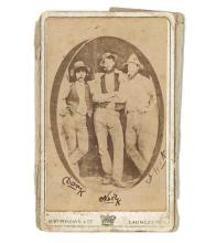 Kelly Gang Signed Photograph