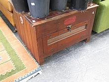 Vintage Timber Incubator