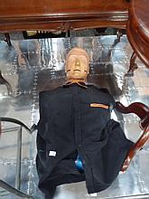 Vintage Resuscitation Mannequin