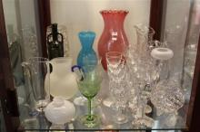 Orrefors Jug with Other Glass & Crystal