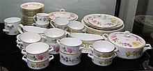 Royal Worcester 'Kentmere' Part Dinner Service