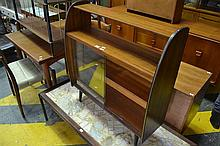 Small Galssfront Bookcase