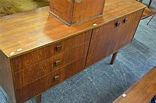 Sideboard with Lift Top Bar