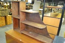 Step Side Bookcase