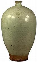 Shadow Celadon Vase