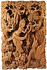 Balinese Carved Panel