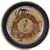 Chinese Antique Blue & White Plate