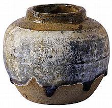 Chinese Sung Glaze Jar