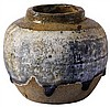 Chinese Sung Glaze Jar