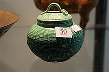 Possibly Ming Lidded Pot