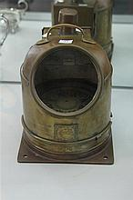Brass Ships Binnacle