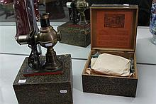 Lantern & Box of Slides
