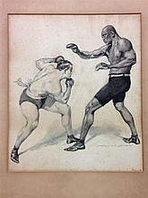 Boxing History - The John Roberts Collection, Part I