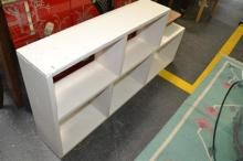 Timber Stepside Bookcase