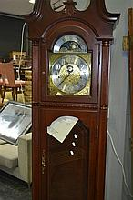 Reproduction Grandfather Clock