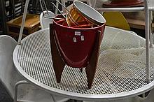 Anodised Planter & Ice Bucket