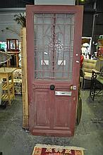 Oak Door