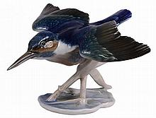 Rosenthal Figure of a Kingfisher