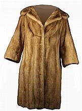 Mink Fur Coat by Cornelius