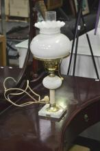Converted Gas Lamp