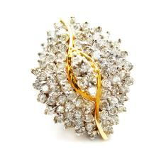 2.48ct.tw Diamond Ring 14K