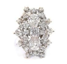 2.01ct.tw Diamond Ring 18K