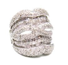 2.65ct.tw Diamond Ring 18K