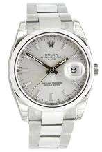 Watch Pre Owned Rolex Datejus Stainless Steel