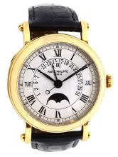 Watch Pre Owned Patek Philippe 5059J Perpetual Calender Caliber: 315/136 Serial: 1958914