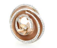 1.01ct.tw Diamond Ring 18K