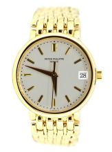 Watch Patek Philippe Calatrava 18K Yellow Gold