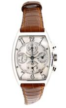 Watch Franck Muller Chrono Banker 7850 18K