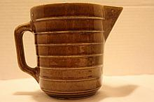 Brown Pitcher, no markings.