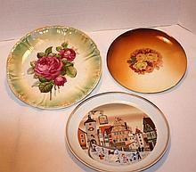 1 German Franzant  Bonn Plate, Mehlam Germany, 1 Rothenberg Portugal