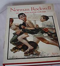 Norman Rockwell Book & The Little Drummer Girl Book