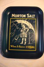 Morton Salt Tray.