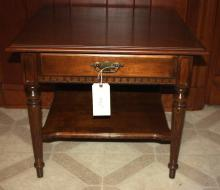 Ethan Allen Lamp Table.