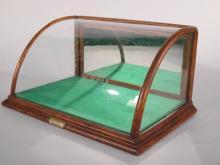 J.P. Priwley Chewing Gum Countertop Display Case.