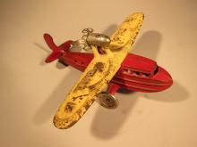 Kilgore Cast Iron Airplane.