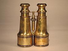 Brass Binoculars.