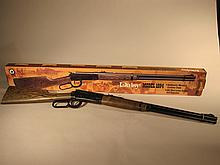 Vintage Daisy Model 1894 Carbine Style BB Gun With Operation Manual And Box.