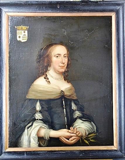 Ecole hollandaise vers 1640