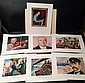 Original 1940's Magnavox Collection Art Prints Complete Set of 7!